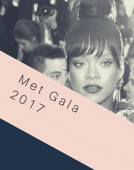 Met Gala 2017 hairstyles