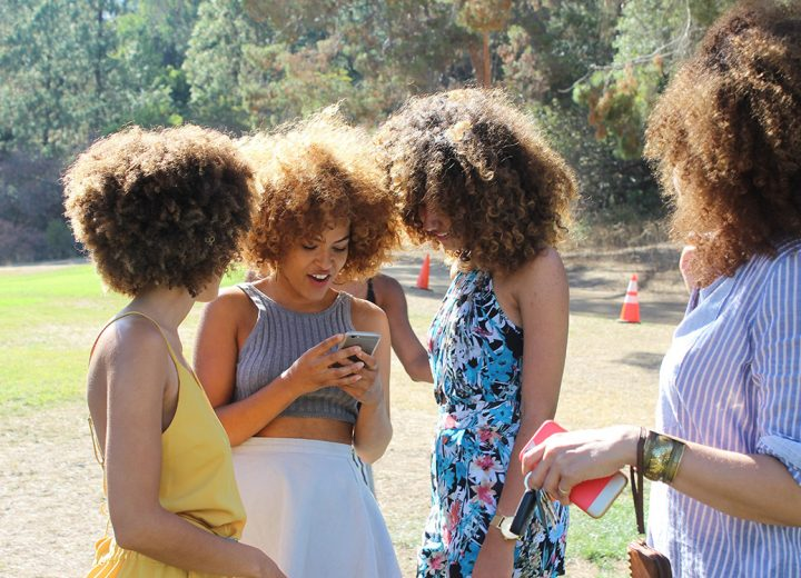 How to protect your natural hair all summer