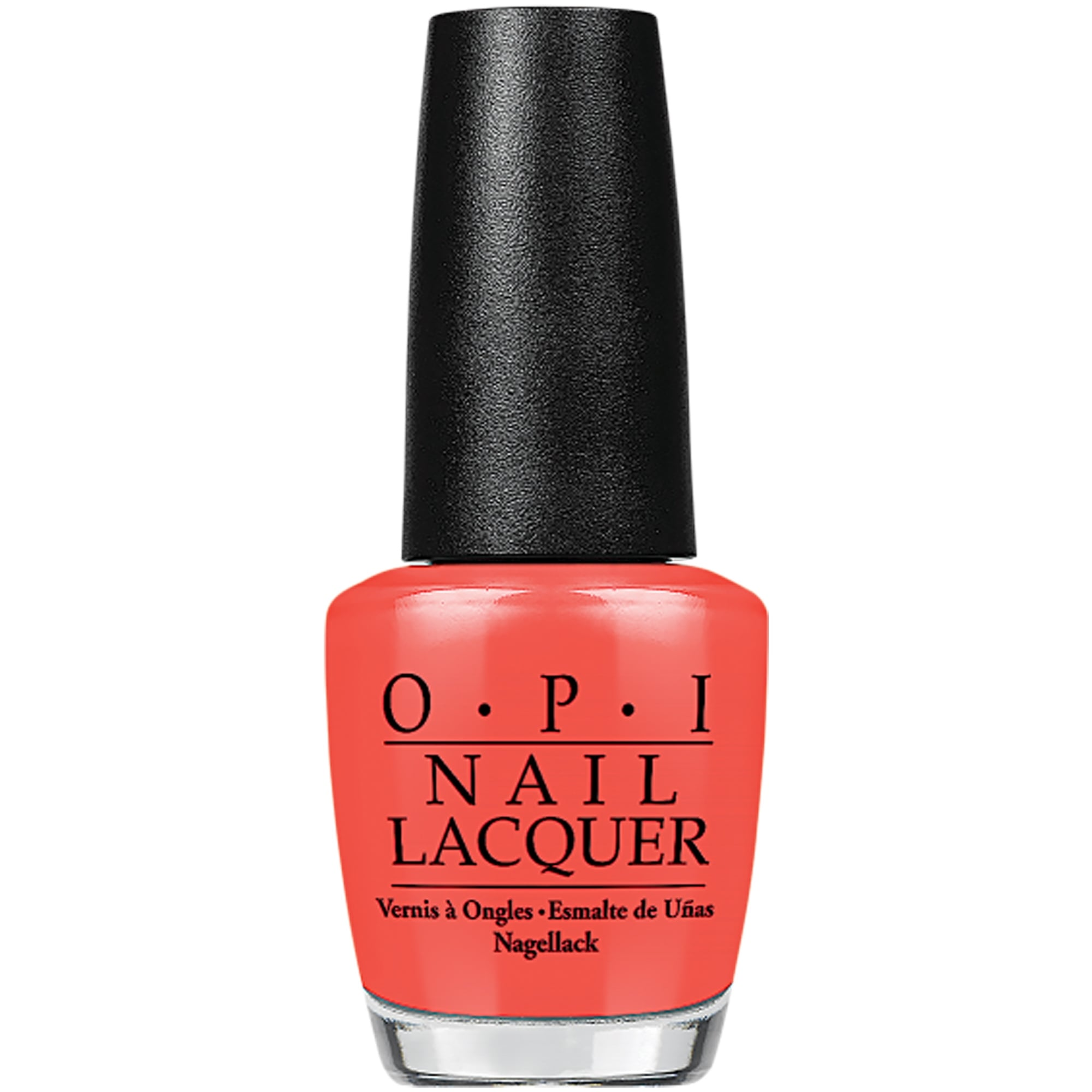 One Of The Most Flattering Nail Colours For Black Women And Favoured Colour Season Coral Looks Chic On Short Nails
