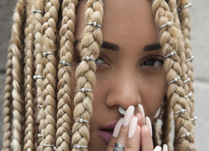 This hot, new trend will complete your festival look