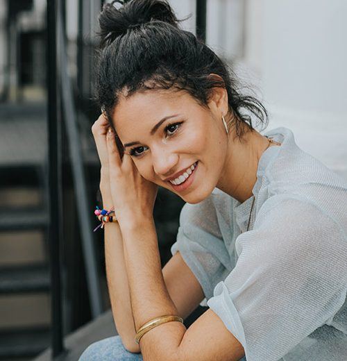 One to watch - Vick Hope