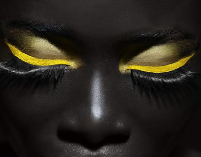 Yellow makes our melanin pop!