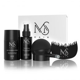 3 Ms Hair Foundation Starter Kits