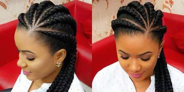 Why Ghana braids are so hot right now