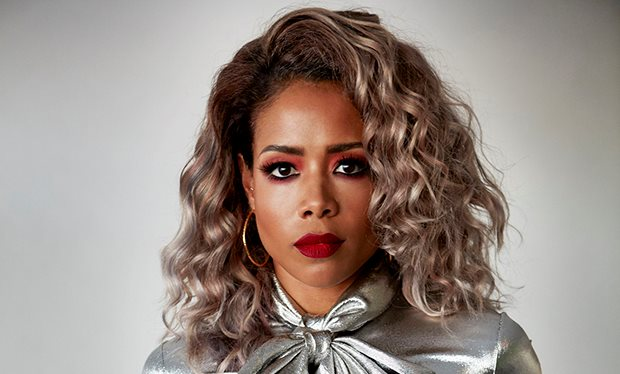 Meet Kelis' hairstylist