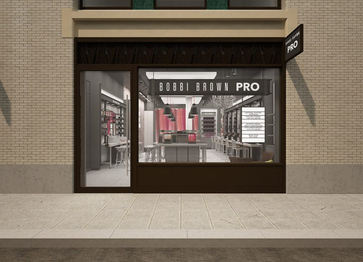Bobbi Brown Cosmetics opens new Soho studio