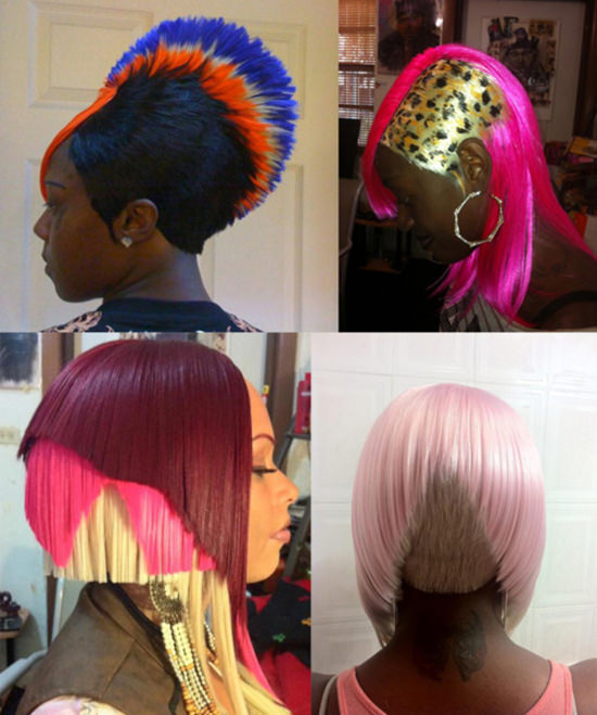 Hairstyles For Carnival