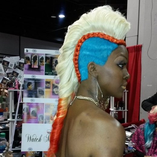 18 CrazySexyCool hairstyles for carnival