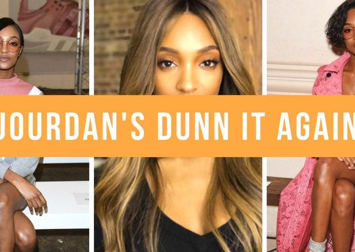 Get Jourdan Dunn's LFW looks with Cloud Nine Hair Tools
