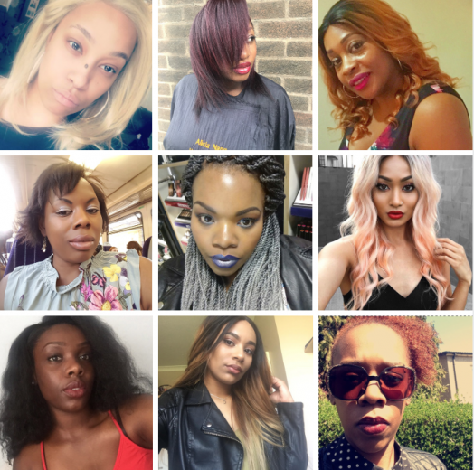 #MyBlackBeauty: Hair colour special