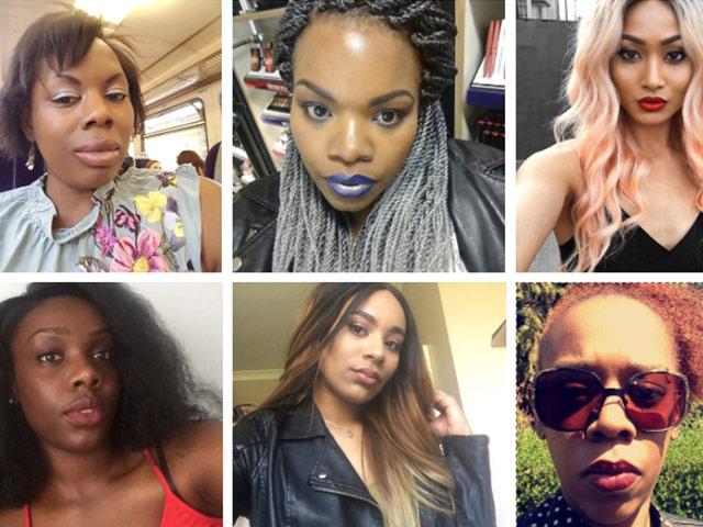 #MyBlackBeauty: Hair colour special