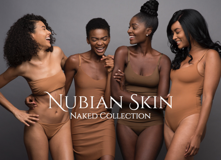 Nubian Skin launch the Naked Collection today