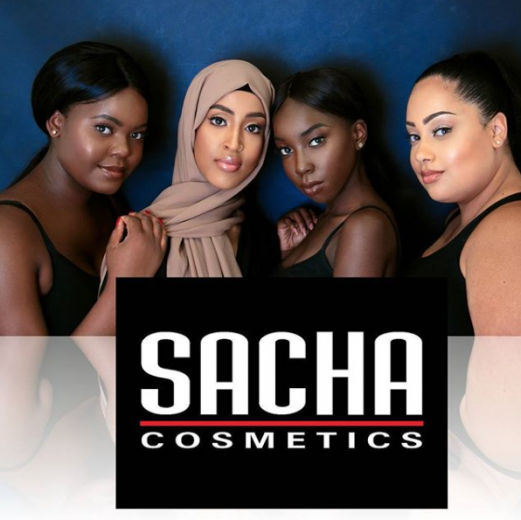 Sacha Cosmetics hits Superdrug