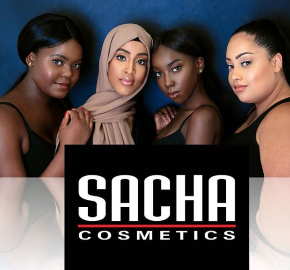 Sacha Cosmetics hits Superdrug