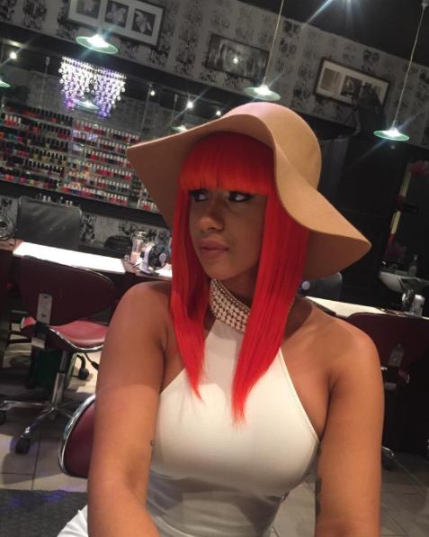 Cardi B Eyebrows: 5 Times Cardi B Was Wig Goals