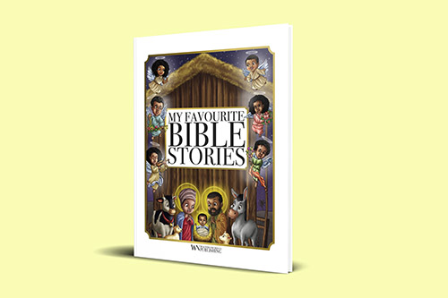 Bible & Prayer book, Illustrated for Children of Colour