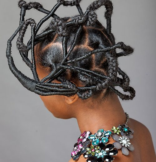 Cool hair threading