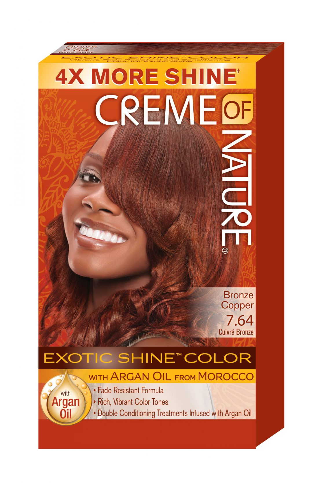 5 Creme Of Nature Moisture Rich Hair Colors