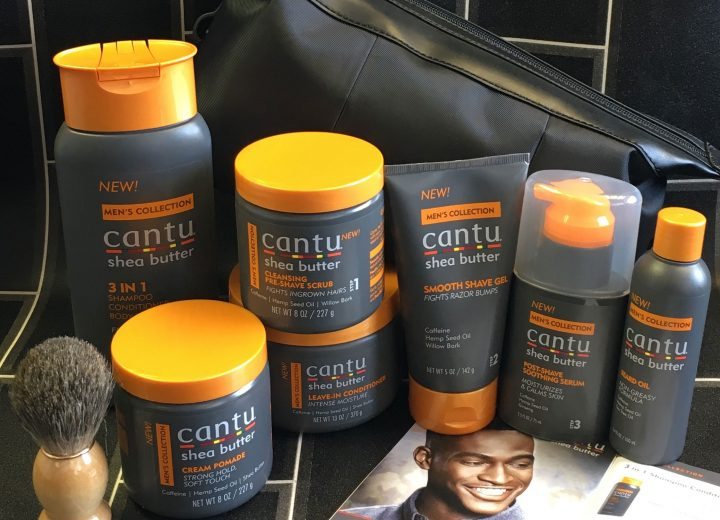 3x Cantu Men Collection Sets