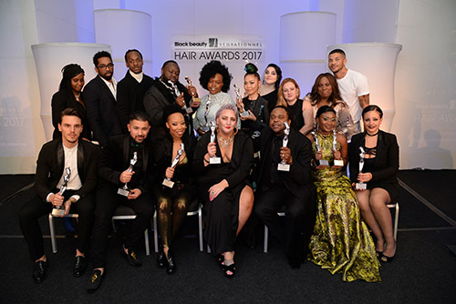 Black Beauty/Sensationnel Hair Awards 2017 highlights