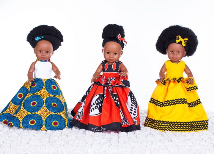 2x Sibhale Collection Dolls