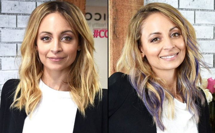 Steal Nicole Richie's look with JOICO Color Butter