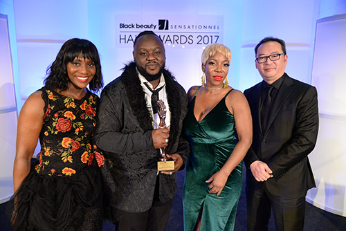 Stylist of the Year: Lathaniel Chambers