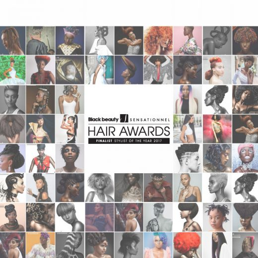 Black Beauty / Sensationnel Hair Awards 2017 finalists galleries