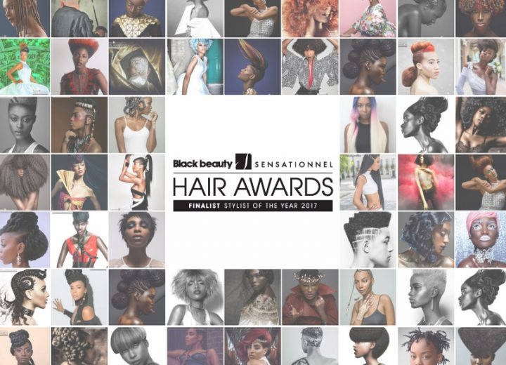 Black Beauty / Sensationnel Hair Awards 2017 finalists preview