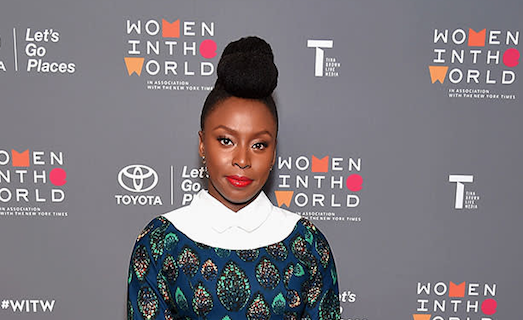Chimamanda Ngozi Adichie practises fashion nationalism