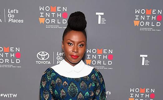 Chimamanda Ngozi Adichie practises fashion nationalism