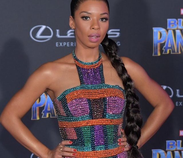 Lookbook from Black Panther Film Premiere