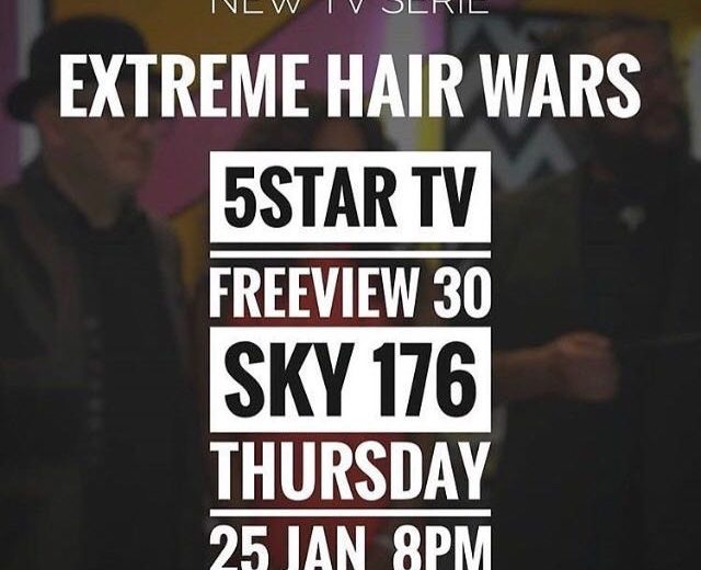 Extreme Hair Wars airs this week