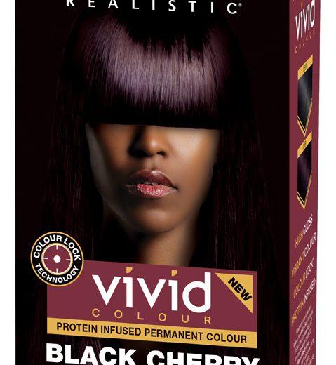 5 Revlon Realistic Vivid Colour in Black Cherry