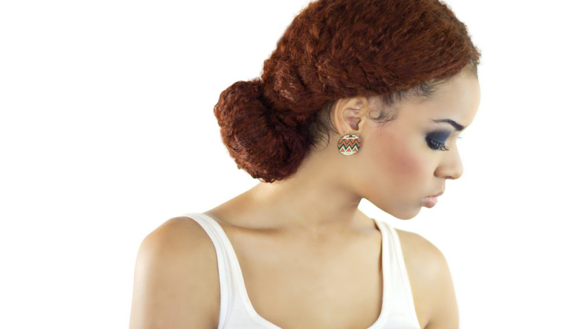 How To Do A Textured Bun With Remy Hair Extensions