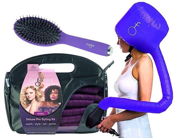 5 Curlformers Deluxe Pro Styling Kits