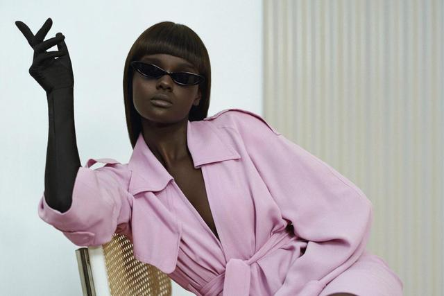 Model Duckie Thot reveals some MUAs still can't do her makeup