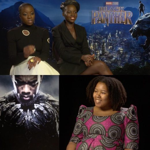 Black Panther: BBH meets Wakanda's finest