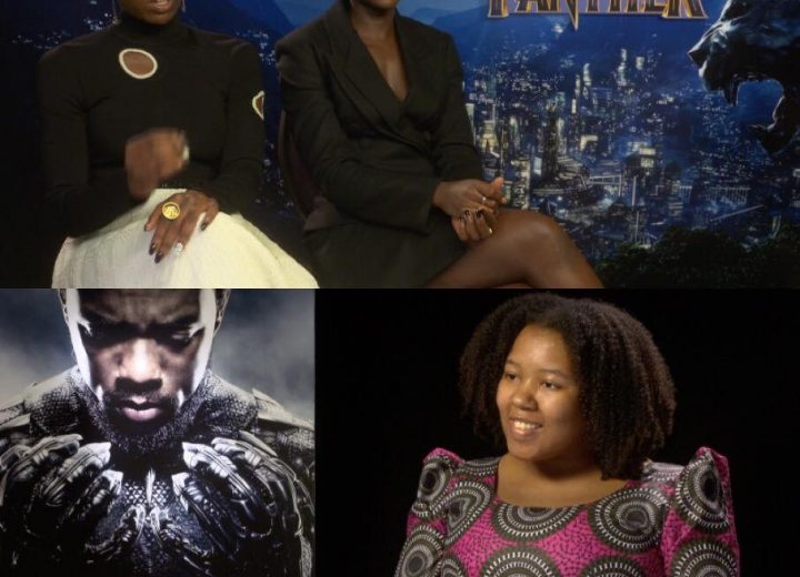 Black Panther: BBH meets Wakanda's finest