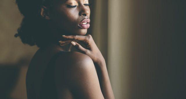 Clearing up hyper- pigmentation for darker skin tones