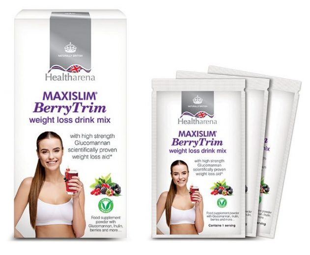 Tried & tested: Maxislim Berry Trim