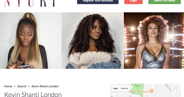 New black hair directory launches