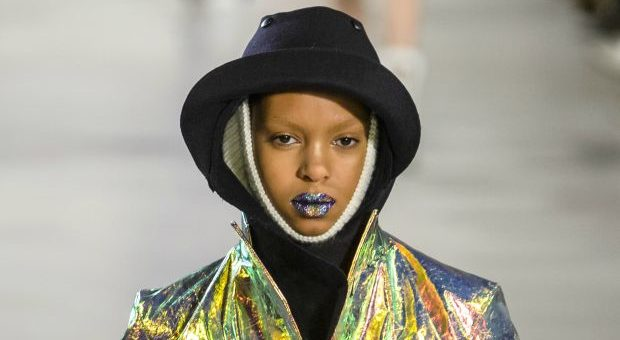 Pat McGrath's ombré glitter lips are the bomb