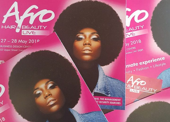 10x pairs of Afro Hair & Beauty LIVE! tickets