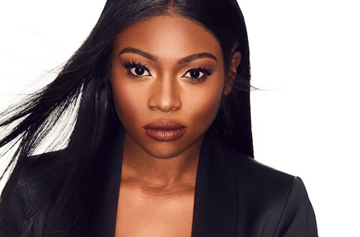 MAC Cosmetics collabs  with influencer Patricia Bright