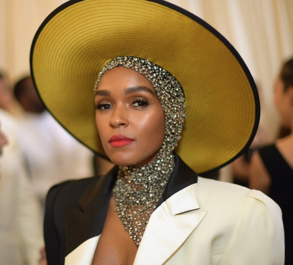 The Met Gala 2018: Head Gear