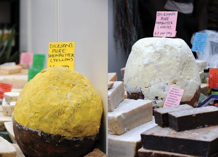 Why I love shea butter