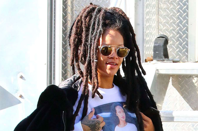 Rihanna chooses dreads for her new film role