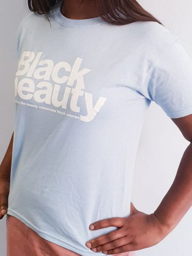 10 Black Beauty & Hair T-shirts