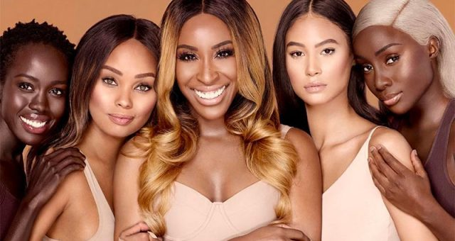 Jackie Aina collaborates with Too Faced